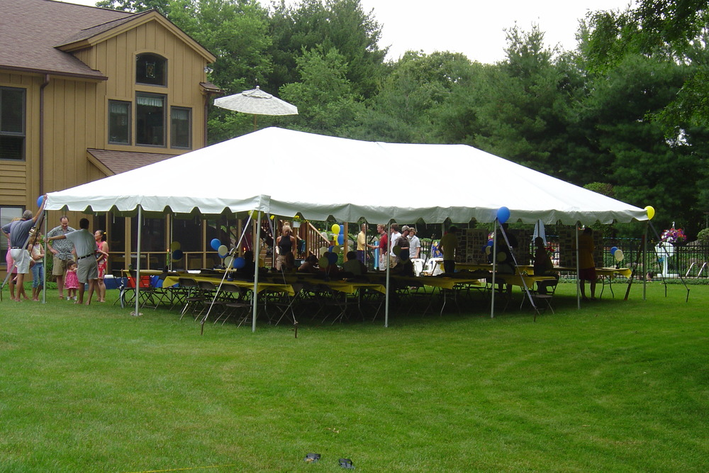 Frame Tents — Celina Tent – Party Tents, Military Products ...