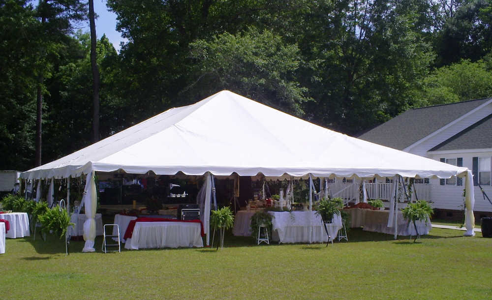 40 X 60 White Frame Tent.jpg & Frame Tents u2014 Celina Tent u2013 Party Tents Military Products ...