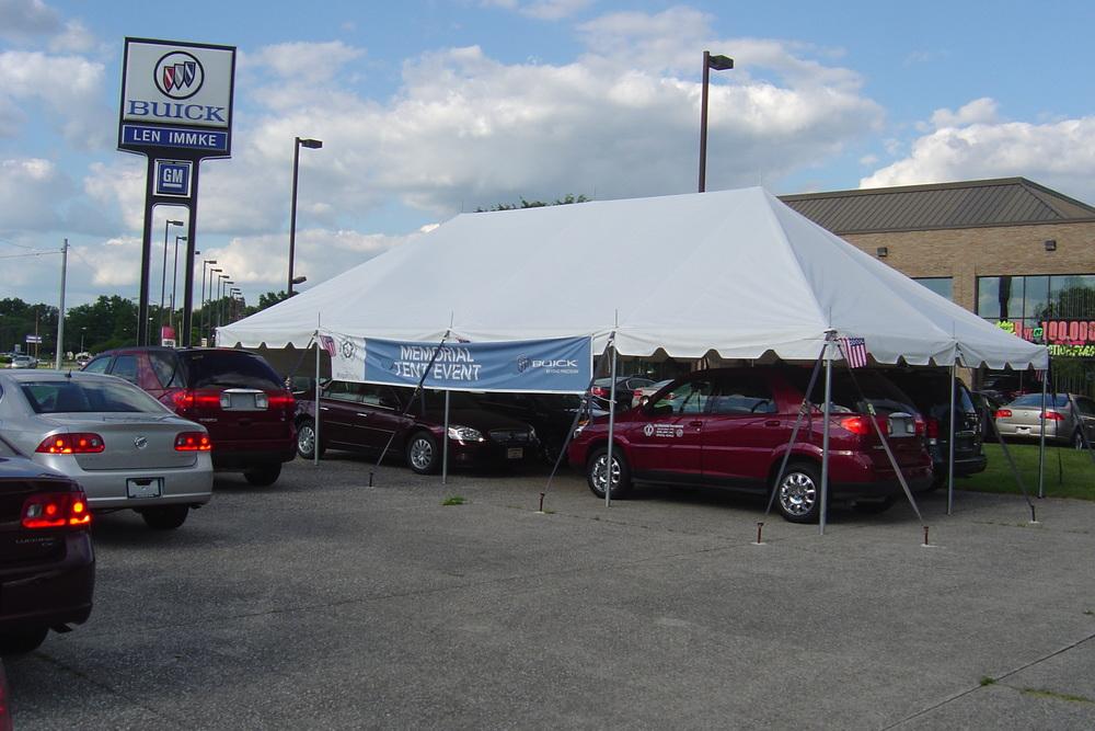 20 x 40 Premier Tent u0026 Event (50). & Pole Tents u2014 Celina Tent u2013 Party Tents Military Products ...