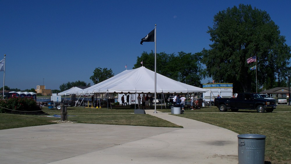 40u0027 x 60u0027 3pc Pole Tent Freedom Days 2010 Tents- 016.jpg & Pole Tents u2014 Celina Tent u2013 Party Tents Military Products ...