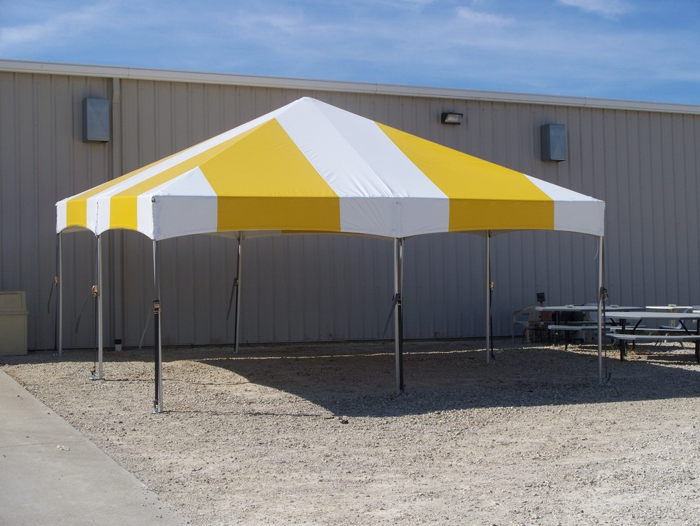 20x20 Master Yellow u0026 White.jpg & Master Series Frame Tent u2014 Celina Tent u2013 Party Tents Military ...