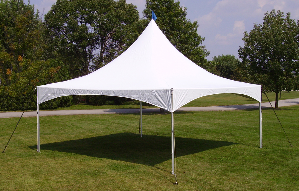 Frame Tent Canopy : Pinnacle series high peak frame tent — celina party