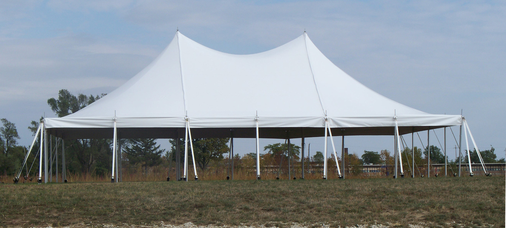Series Engineered High Peak Pole Tent — Celina Tent – Party Tents