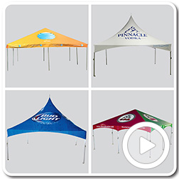 Printed Vinyl Tents  sc 1 st  Celina Tent & Shop Online u2014 Celina Tent u2013 Party Tents Military Products ...
