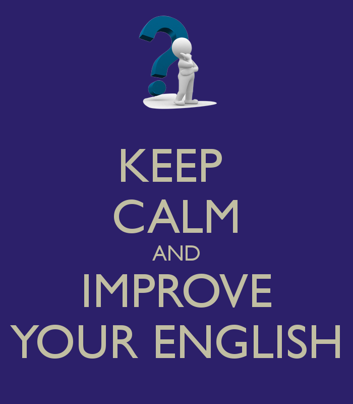 How to get outstanding in English?