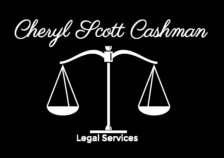 Cheryl Scott Cashman, Attorney at Law