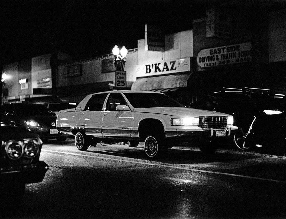 Whittier Blvd, East Los Angeles