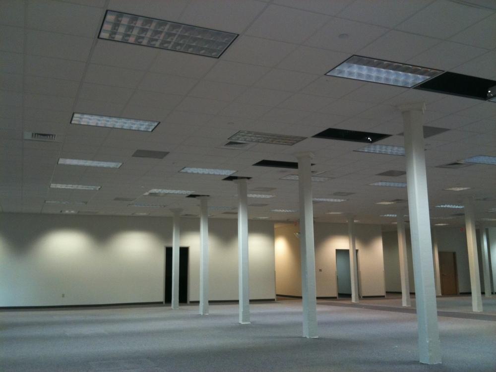 Innovation Center - Before Renovation