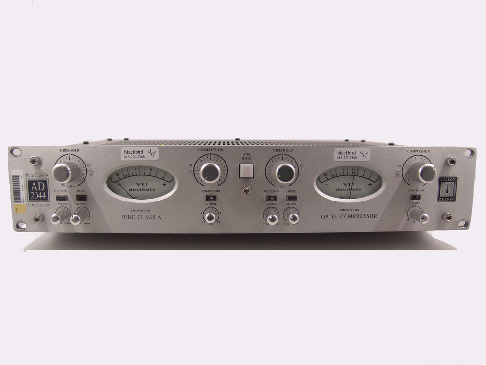AD2044 Stereo Compressor