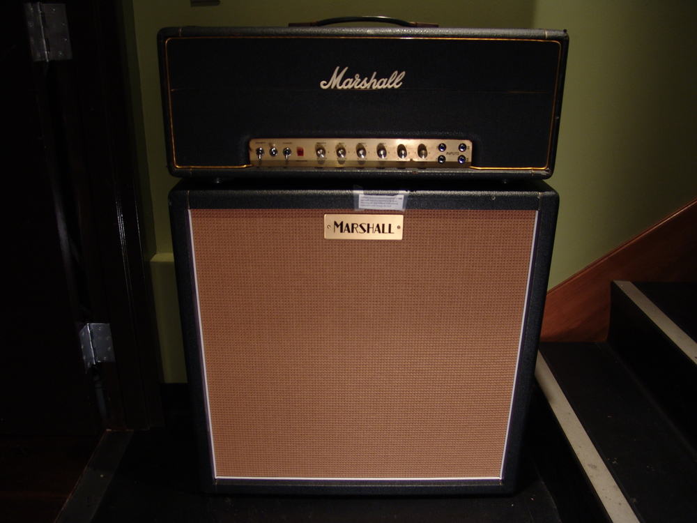 "1973 Marshall ""Plexi"" Super Lead"