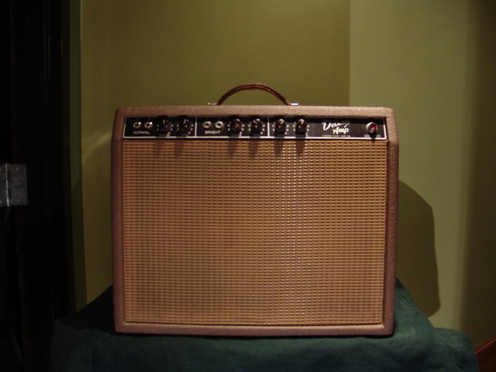 1957 Fender Deluxe