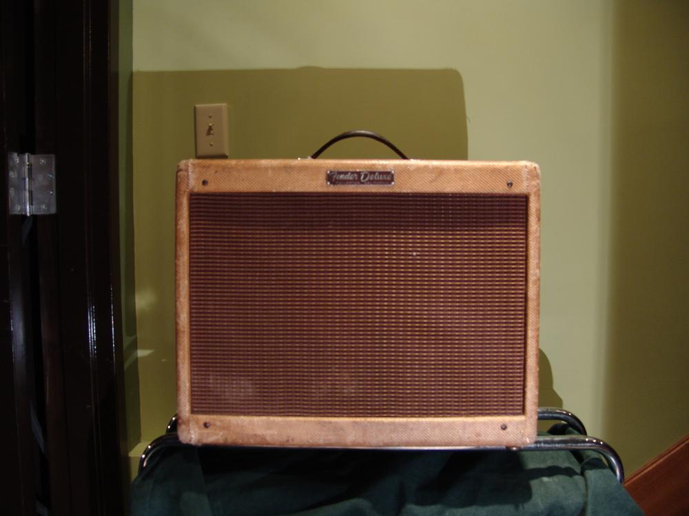 1959 Fender Tweed Deluxe