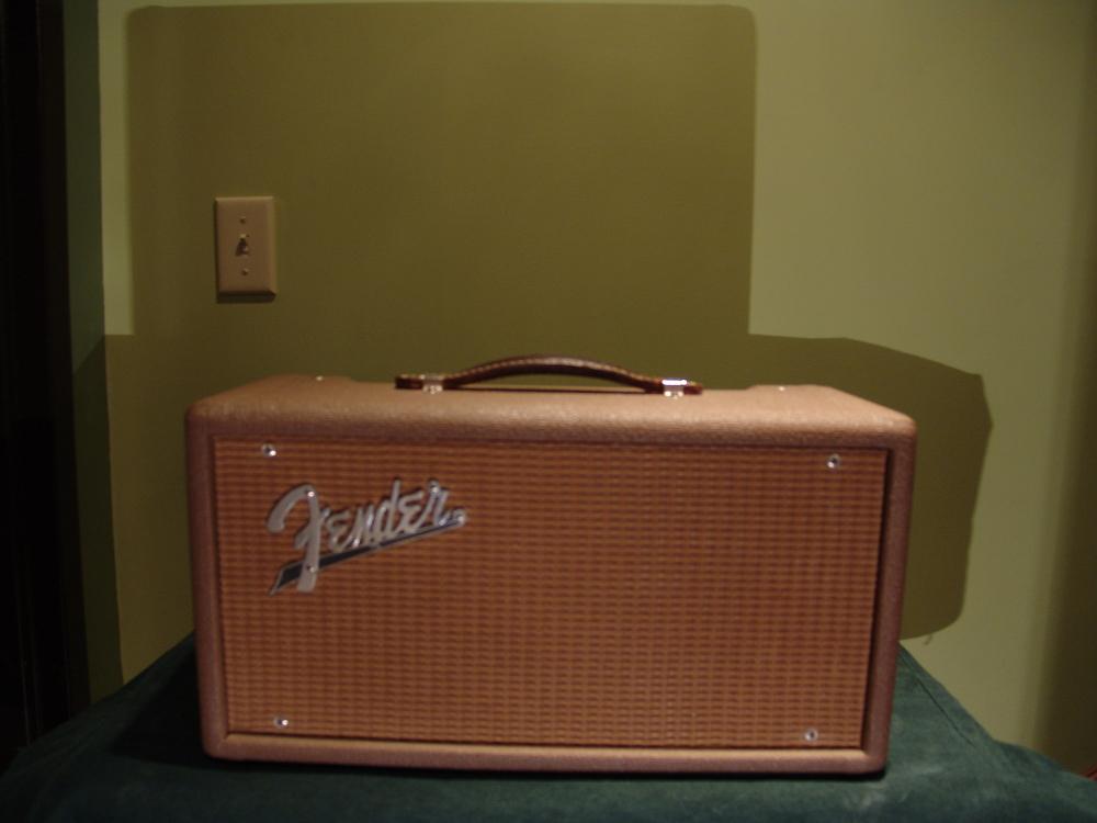 1962 Fender Reverb Tank