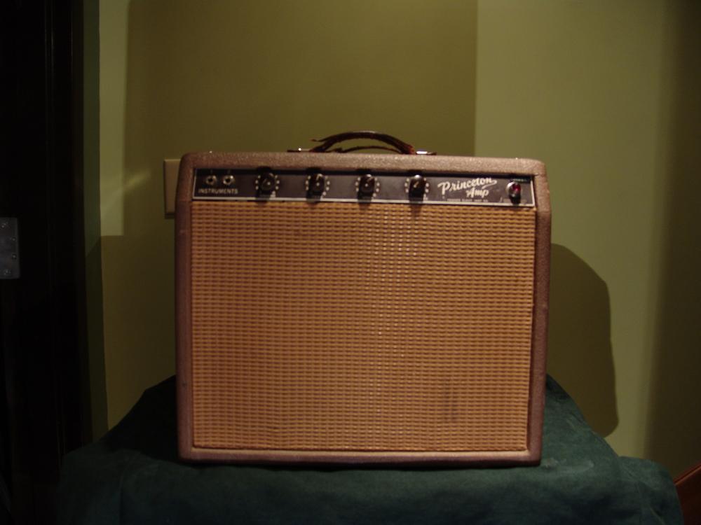 1961 Fender Princeton Combo