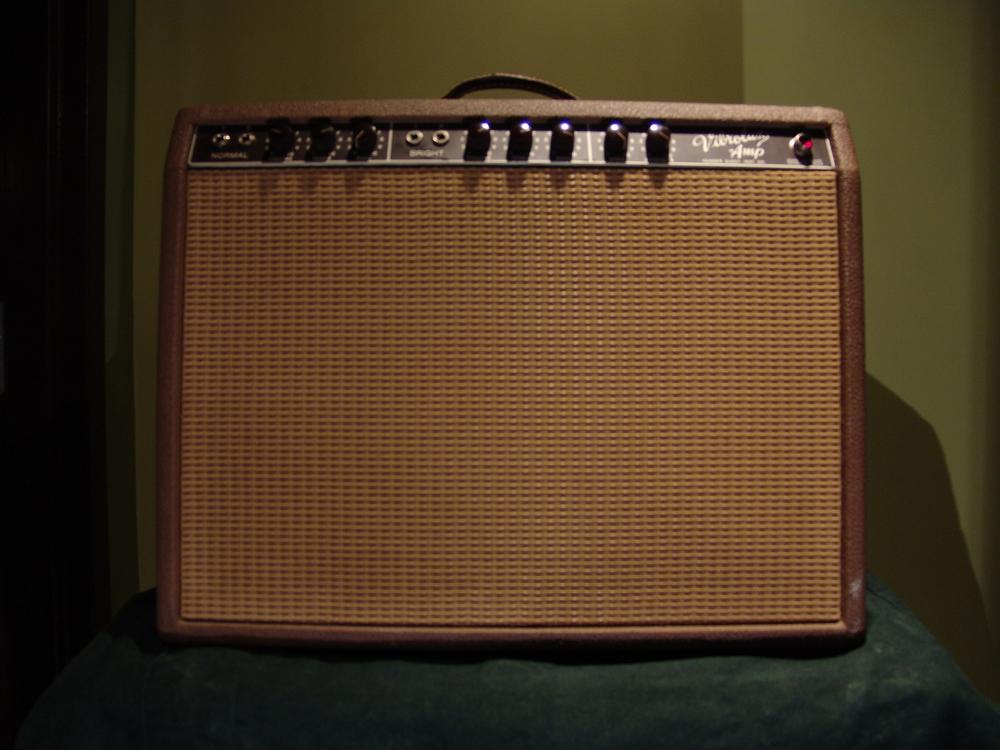 1964 Fender Vibrolux Combo
