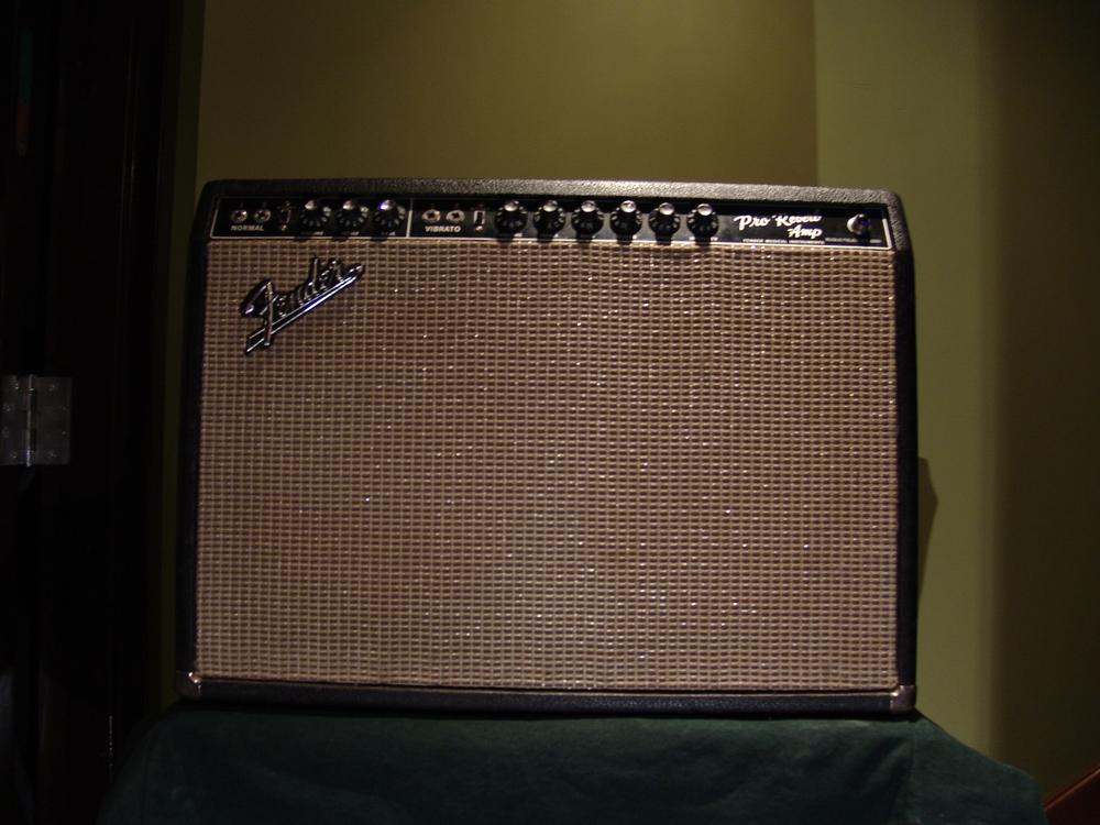 1967 Fender Pro Reverb