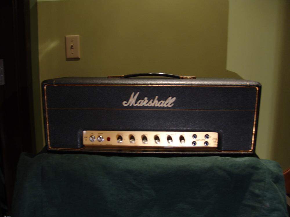 1970 Marshall JTM 45 MK2