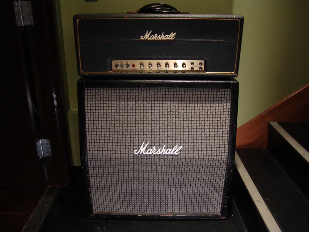 1973 Marshall JTM Super Lead
