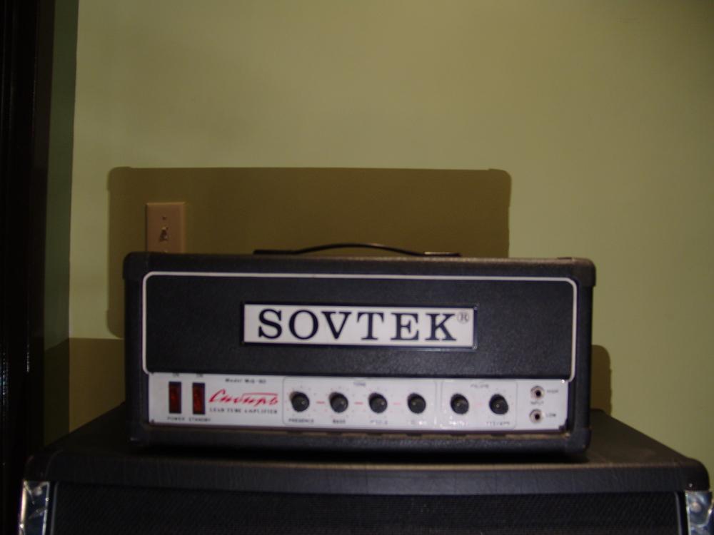 1994 Sovtek MIG 60 Head