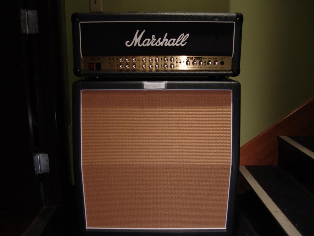 Marshall JCM 2000 Head