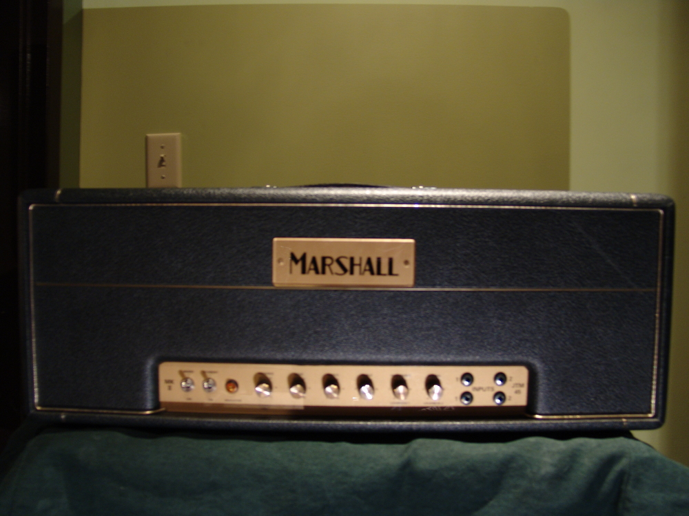 "2003 Marshall JTM ""Super 100"""