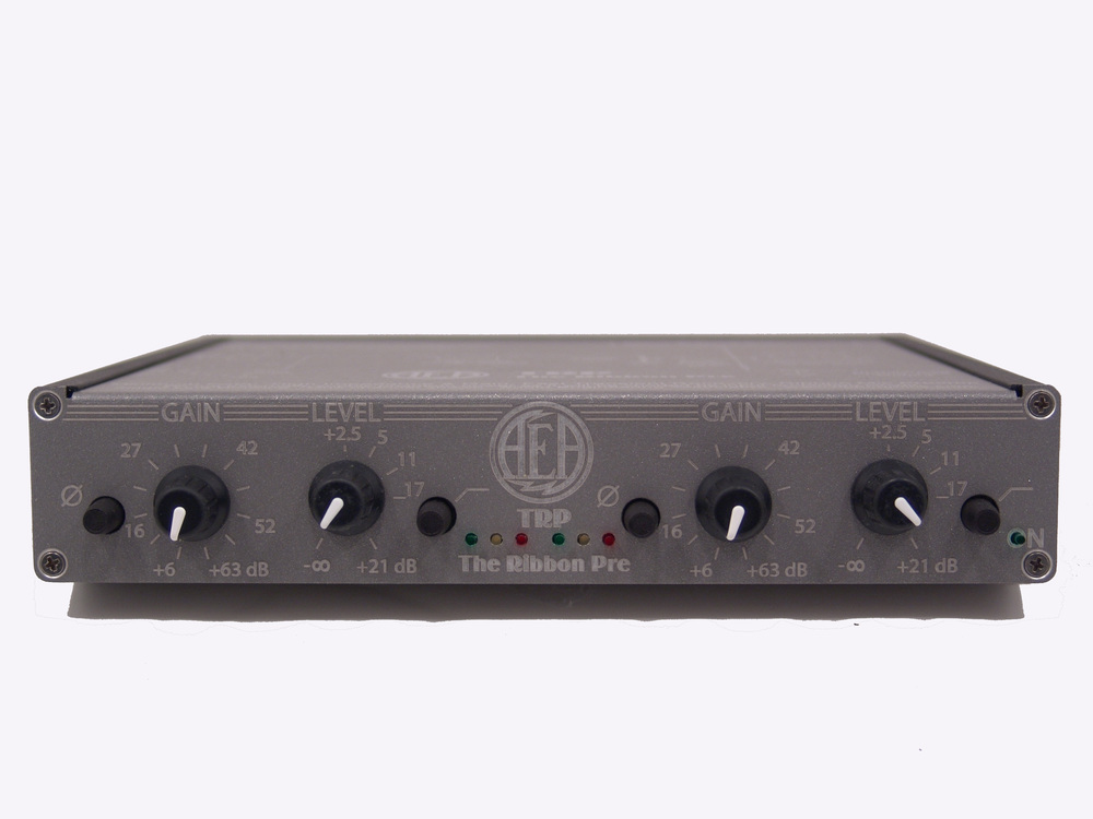 AEA TRP 2 channel ribbon mic preamp - $50 day