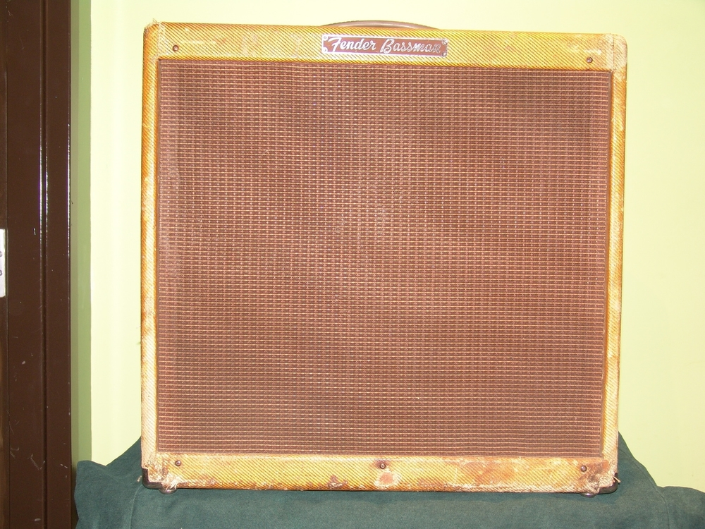 1959 Fender Bassman Combo