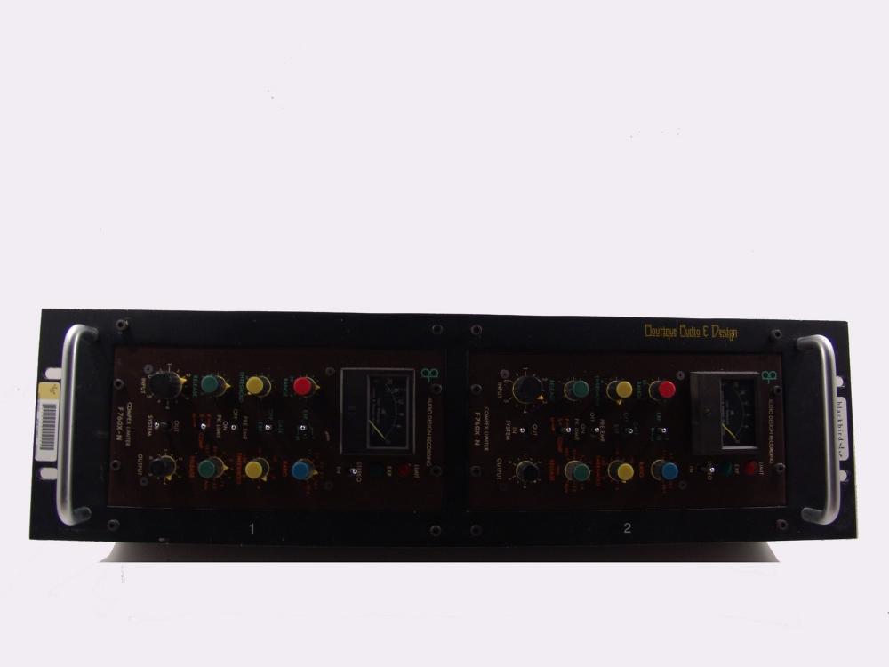 Compex F-760-N Compressor/Limiter