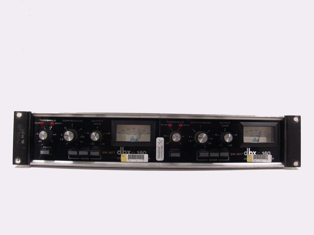 DBX 160 VU