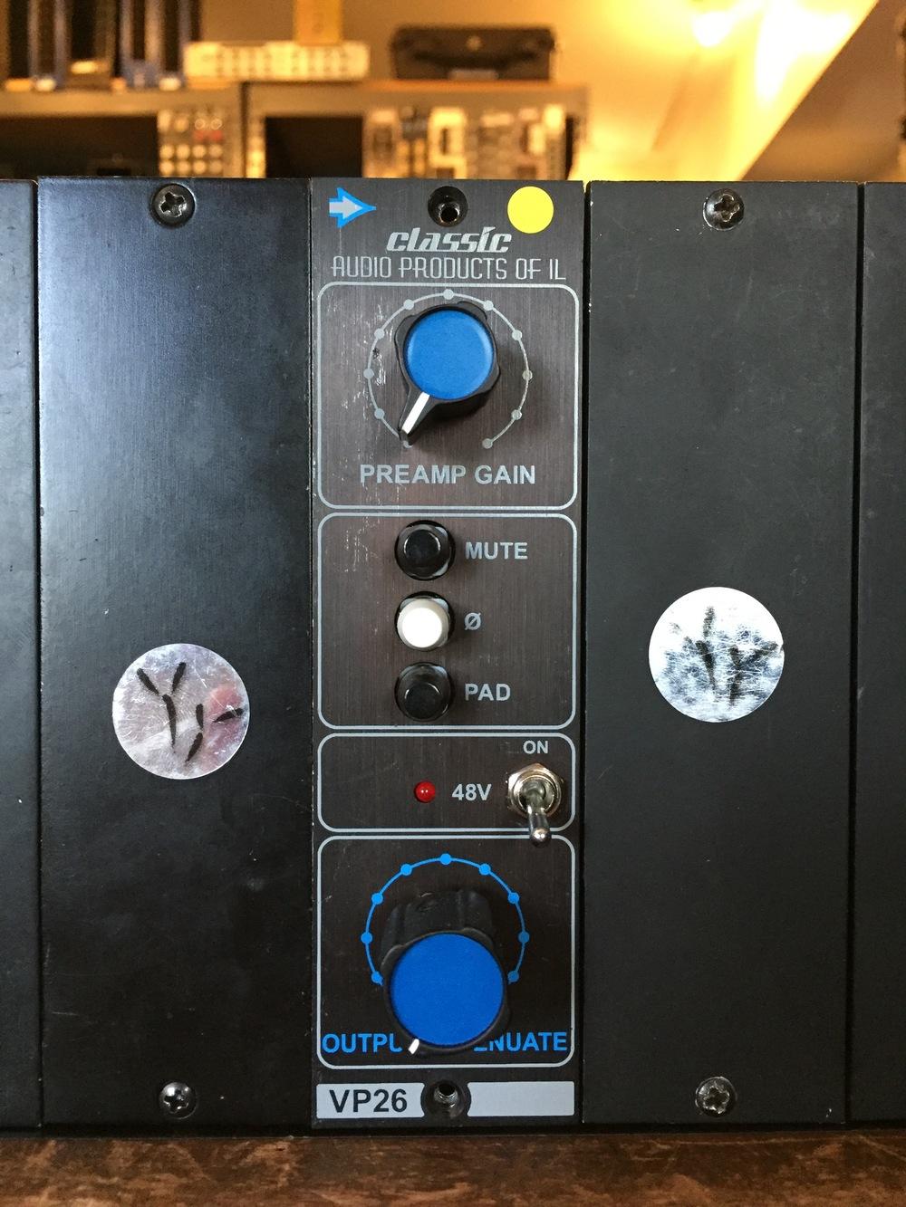 Classic Audio VP26