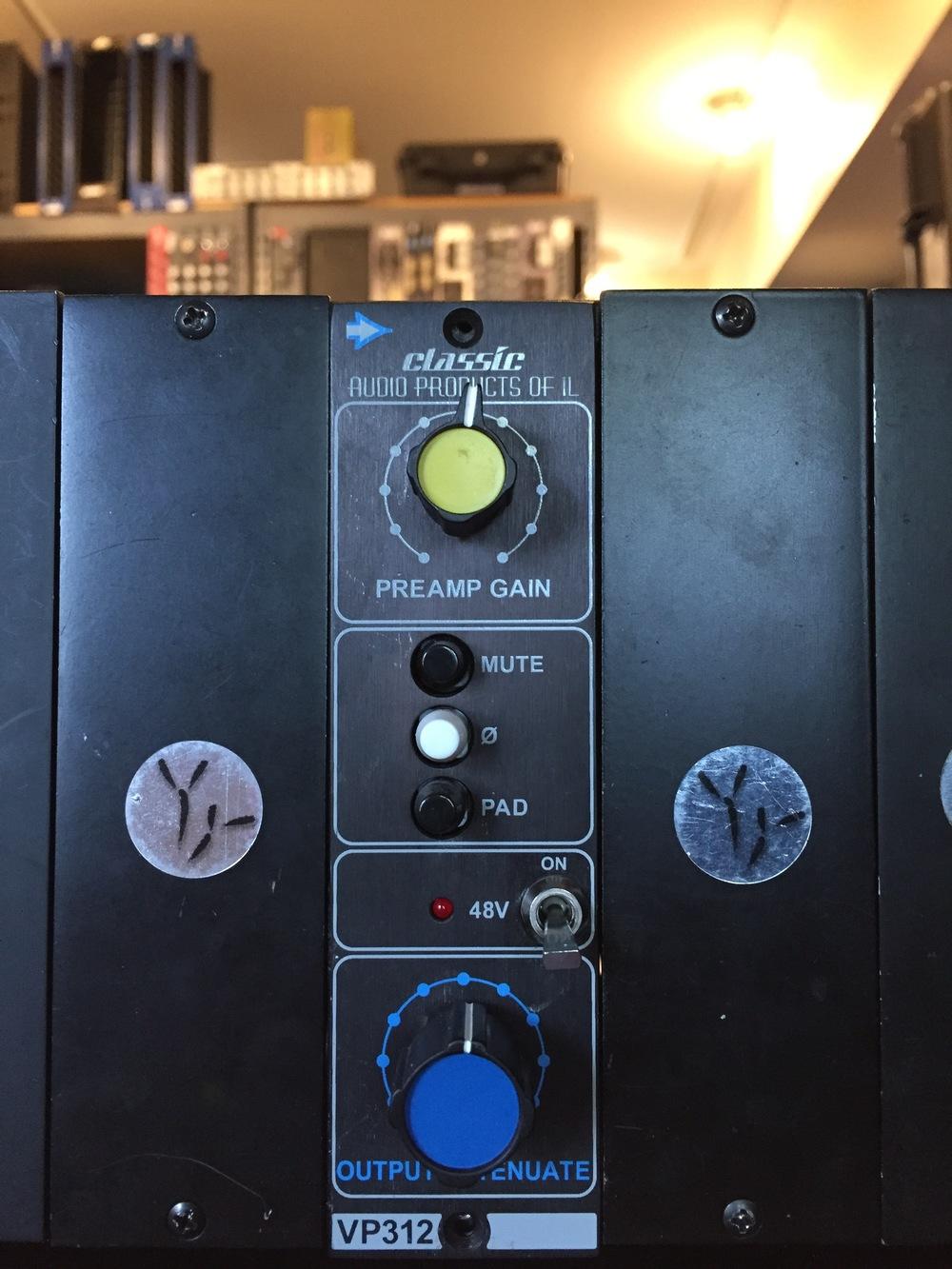 Classic Audio VP312