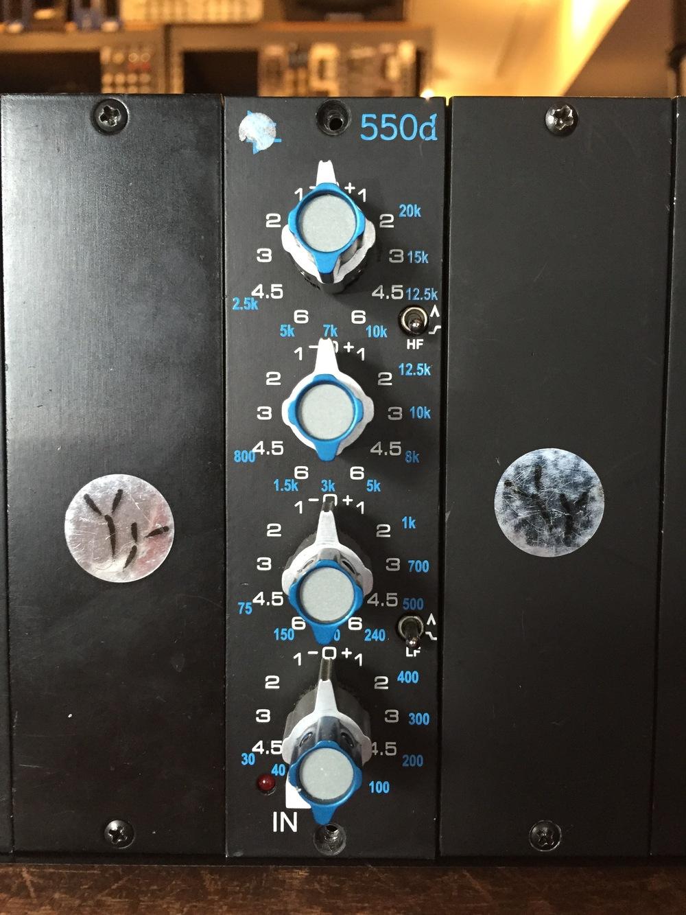 API 550d