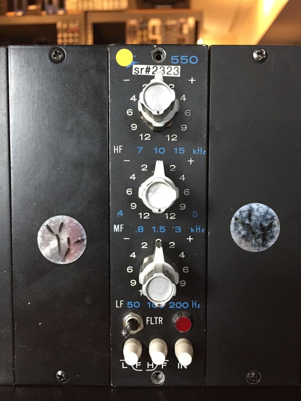 API 550