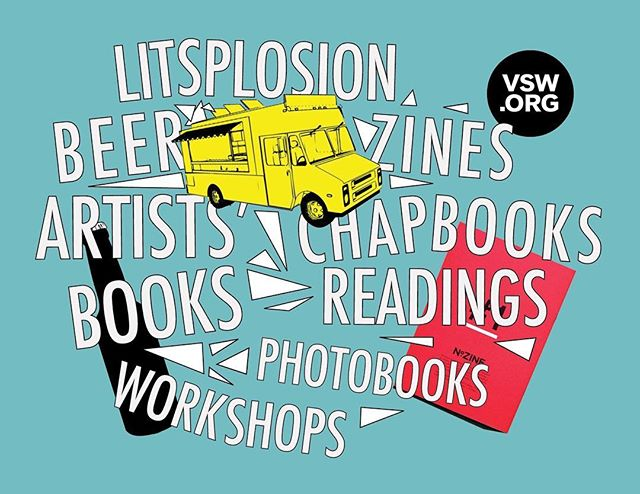 We have a table @visualstudiesworkshop Pub Fair in Rochester, NY this Saturday from 12-5, stop by and say hello!