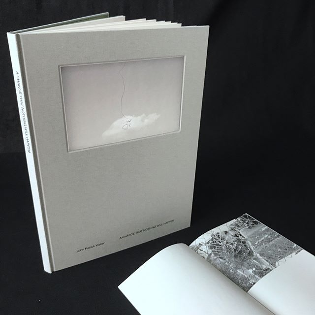 This weekend, our books will be available @oddsandendsartbookfair and @satelliteartshow in the @gravy_studio booth. See you there!  _  Odds And Ends Art Book Fair Dec. 8 2017 11:30AM -4:30PM  Yale University Art Gallery New Haven, CT  _  Satellite Art Fair Dec. 7-10 2017  Art Basel Week Miami, FL _  A Chance That Nothing Will Happen Edition Of 10 handmade books 2017 _  Remind Me Tomorrow, Forever 1 – 6 16 pages / folded and stapled / risograph 2017 _  Poetics Of Place Catalog 150 Books / 2 Silk Screened Covers / 5,400 Folds _  @imjohnwaller & @gertigirl17 will be in CT, see @callmebutterfield & @kristasvalbonas in Miami _  Thanks again to @risolve for the risograph printing!  _  #notbasel #miamiartweek #photomiami #satelliteartshow  #OddsAndEndsArtBookFair #yaleartbookfair #zines #artbooks #risograph