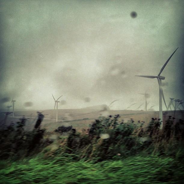My English holiday… Very wet road trip… #roadtrip #rain #travel #england #Cornwall #photohraphy #landscapes