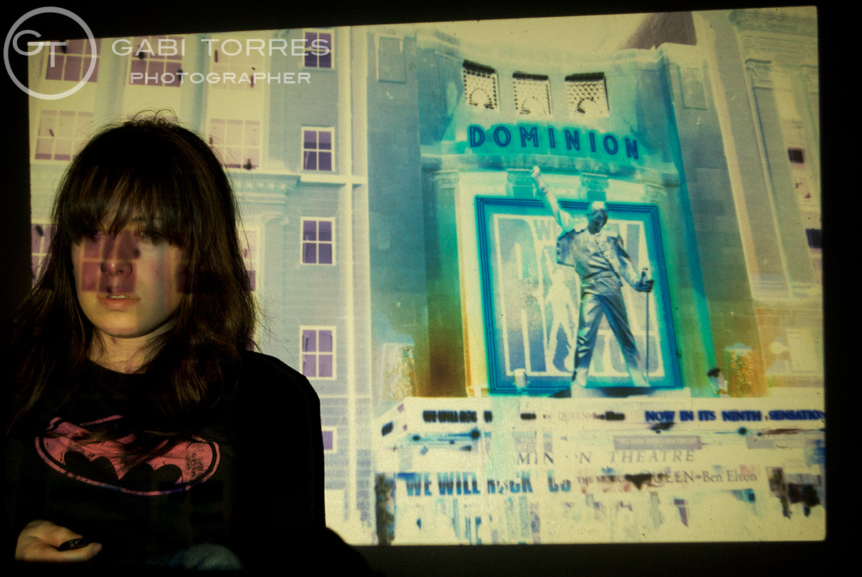 Self portrait, London UK 2011… on going project