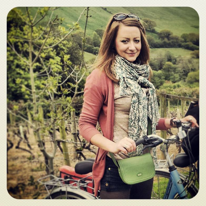 marianne lethbridge -designer and director of ditsy chic