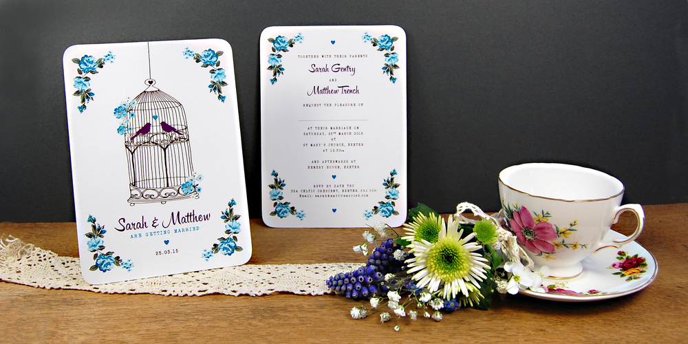 wedding stationery for wedding planners