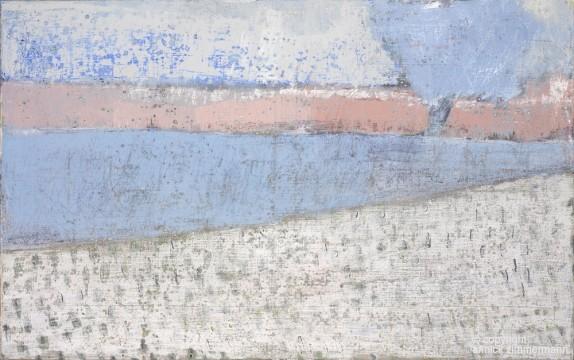 La riziere 73x116 cm, 1995