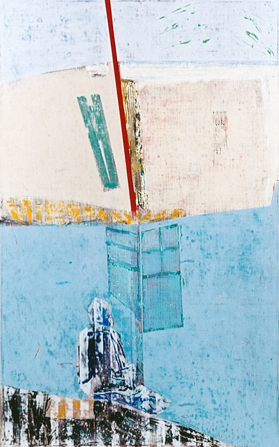 Abou Simbel  116x73 cm, 2000