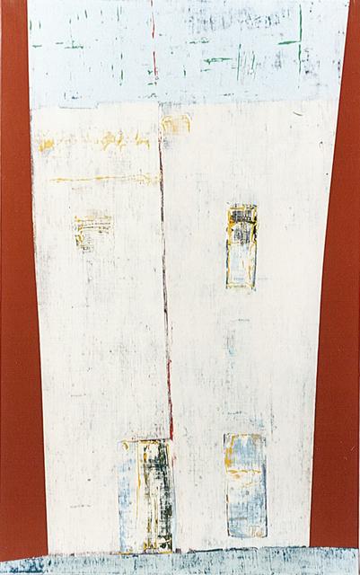 Assouan I  116x73 cm, 2000