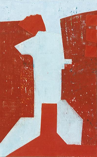 Carnage 116x73 cm, 2000