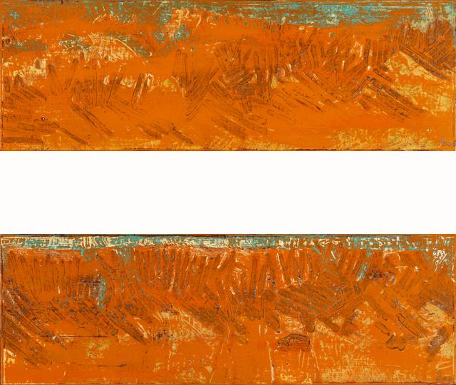 Chott el Jerid I & II 30x90 cm, 2006