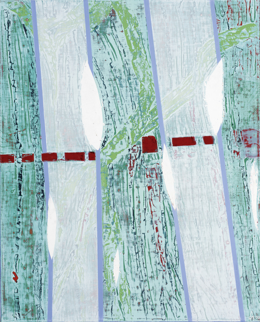Breakers 81x65 cm, 2002