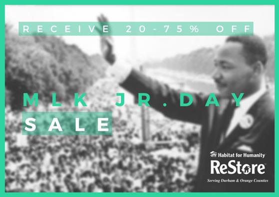 MLK Jr Discounts