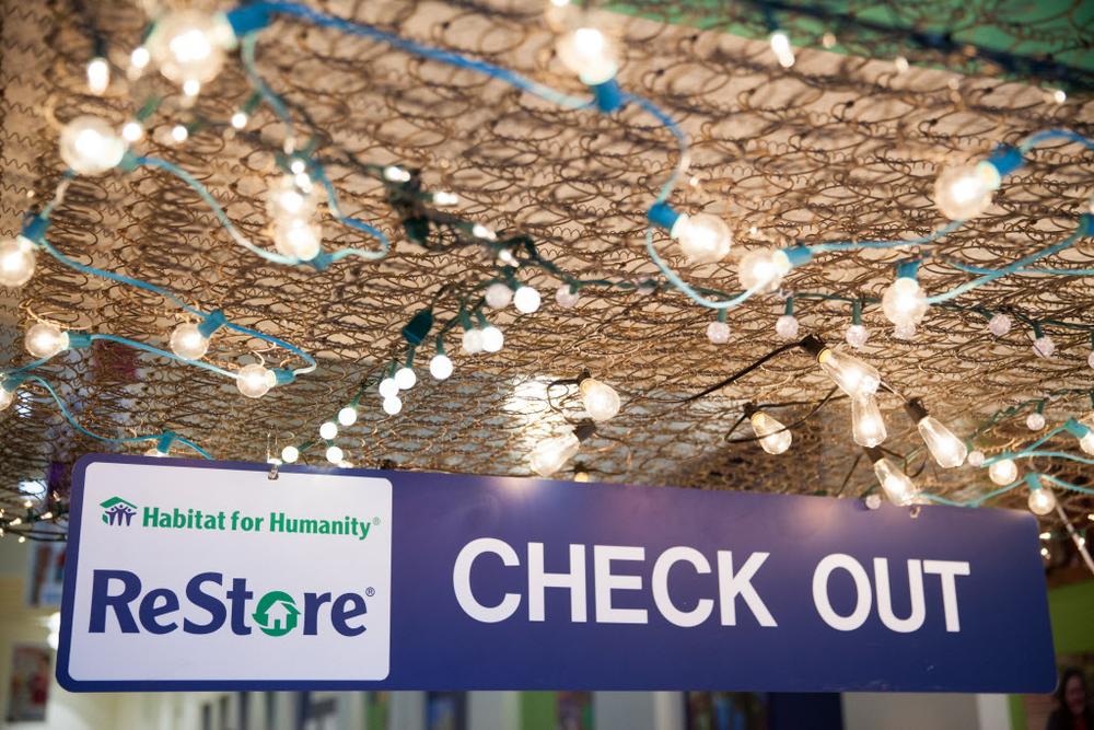 Habitat ReStore Shop