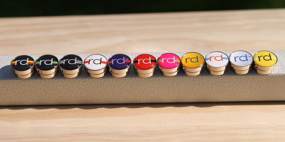 RaceDots Stock Colors