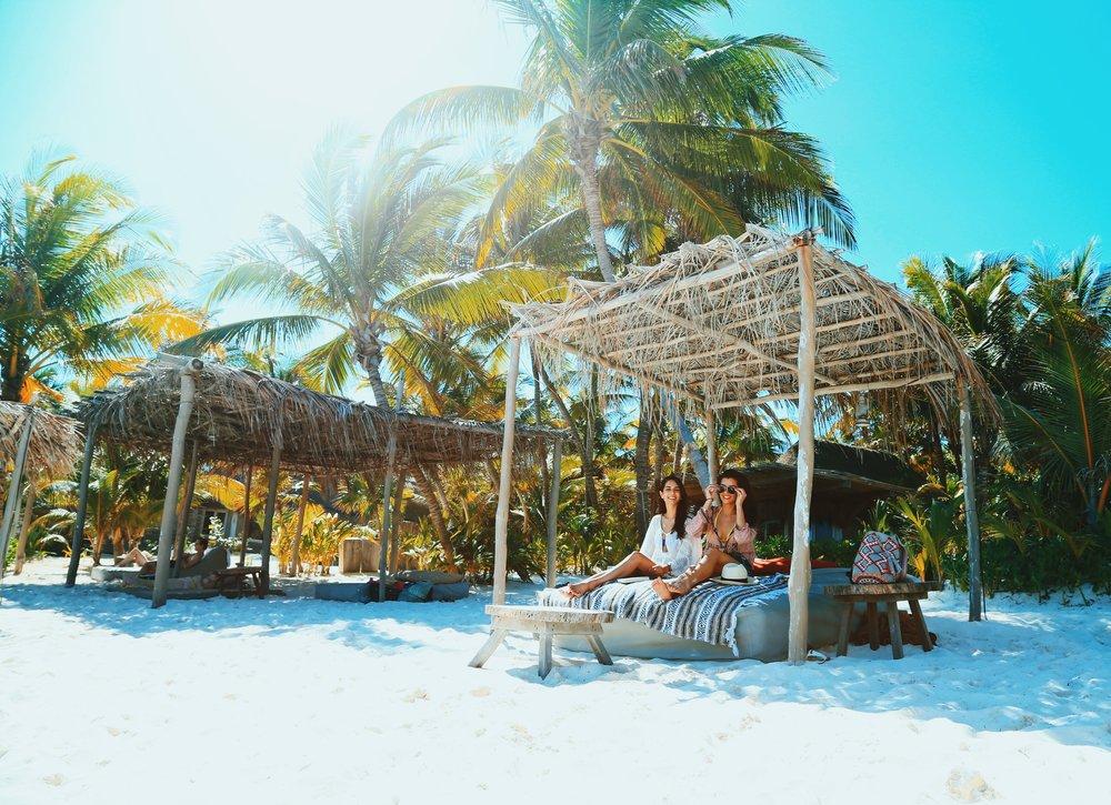 Cabana Time