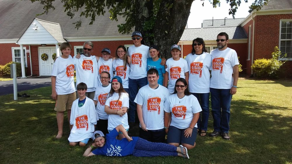 YouthWorks Mission Trip June 2017